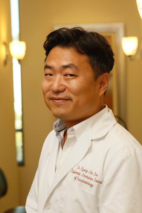Periodontist Hyung Jin Bae, DDS, MS