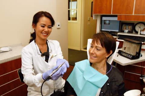 high tech gum disease treatment